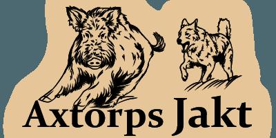 Axtorps jakt logo